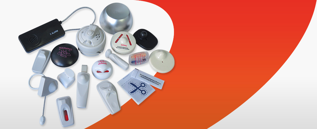 TrustTag provides 75 kinds of EAS retail security tag compatible with most of retail security systems(EAS systems).