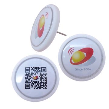 RFID pin smart pin