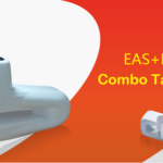 The innovated combination of traditional EAS tag and RFID with laser printing
